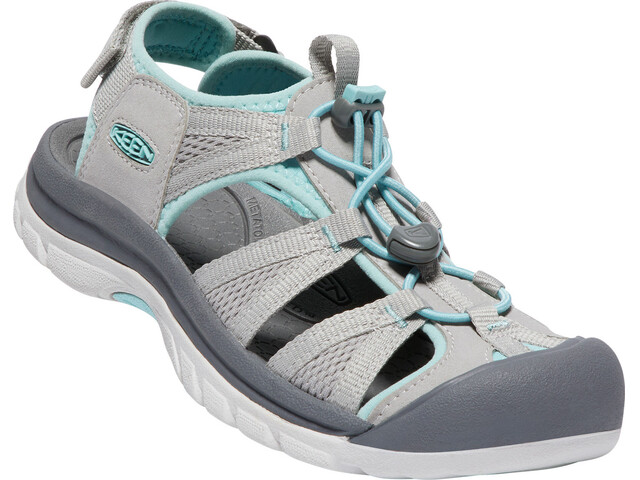 Keen Venice II H2 Sandals Women Paloma/Pastel Turquoise